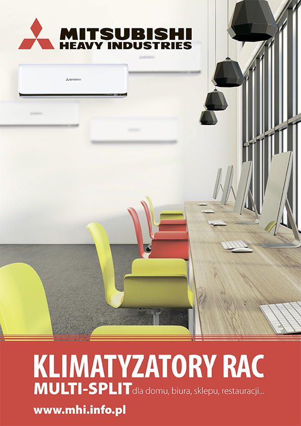 Klimatyzatory RAC Multi-split