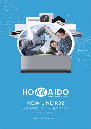 HOKKAIDO New Line R32