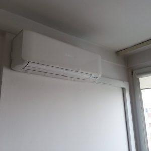 jednostka wewnętrzna multi MHI seria Premium (biała pokój nr1)