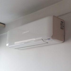 jednostka wewnętrzna multi MHI seria Premium (biała pokój nr2)