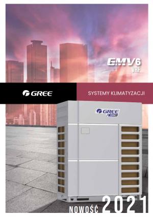 Systemy Klimatyzacji VRF 2021