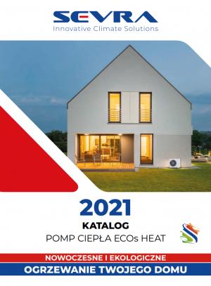 Pompa ciepła <br/>marka SEVRA 2021